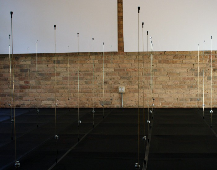 Shawn Decker: Motion Studies (Prairie) at Experimental Sound Studio